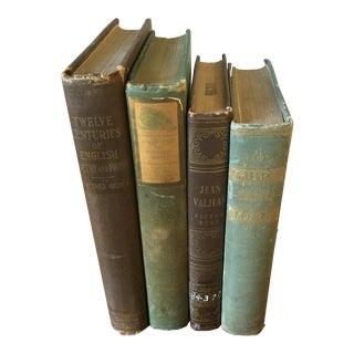Vintage Books- a Set of 4 For Sale