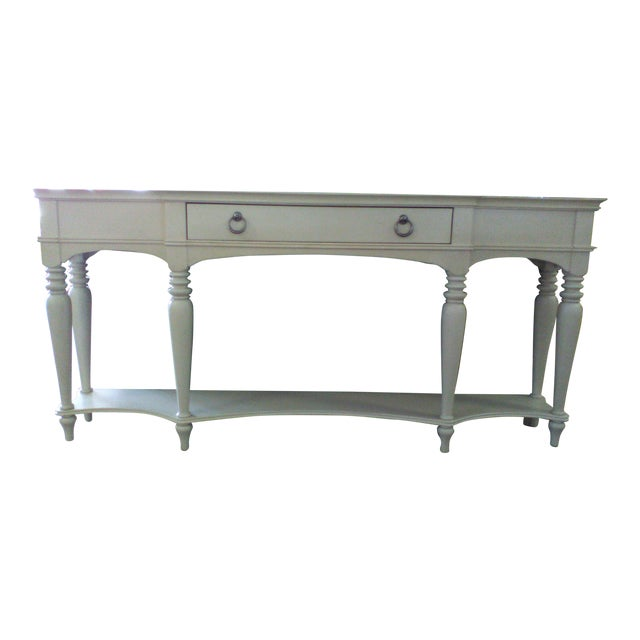 Shabby Chic Console Table Chairish