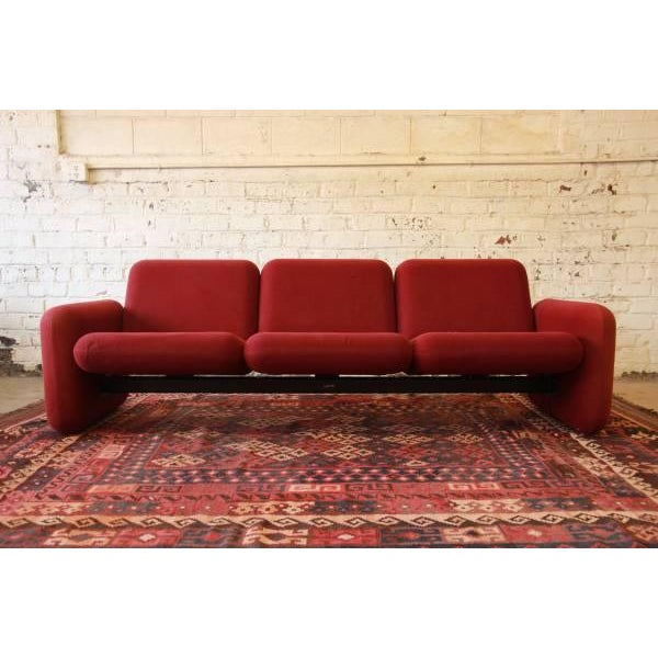 Chiclet Sofa by Ray Wilkes for Herman Miller - Image 2 of 6