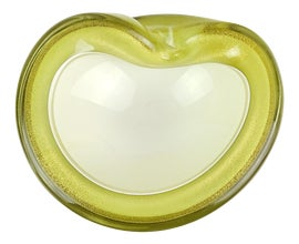 Image of Murano Glass Ashtrays and Catchalls