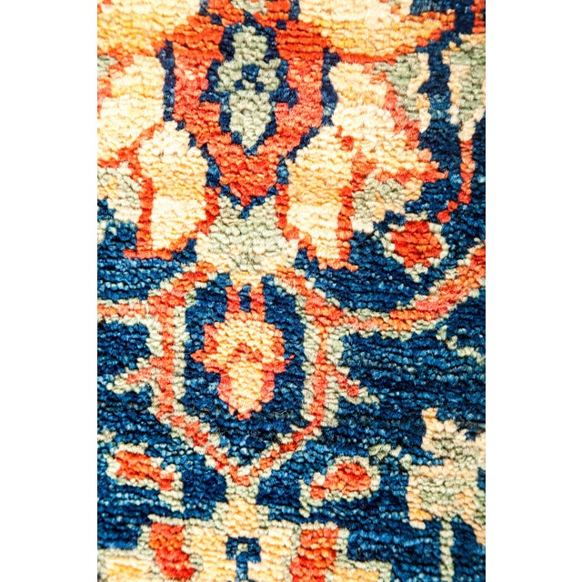 """Traditional New Hand Knotted Area Rug - 8'10"""" x 11'8"""" For Sale - Image 3 of 3"""