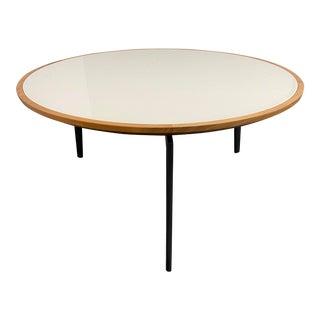 Flexform Antonio Citterio Medium Round Plano Coffee Table For Sale