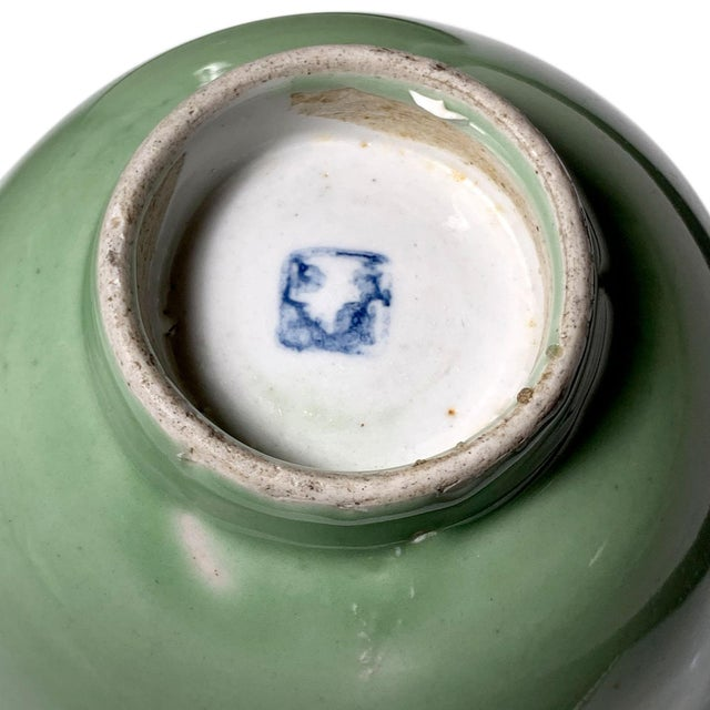 Early 20th Century Antique Chinese Bowls - Set of 3 For Sale - Image 5 of 6
