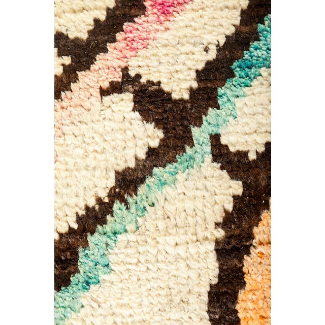 "Moroccan Area Rug - 9'1"" X 11'7"" - Image 3 of 3"