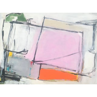 """Sarah Trundle, """"Things That Catch My Eye"""", Contemporary Abstract Painting For Sale"""