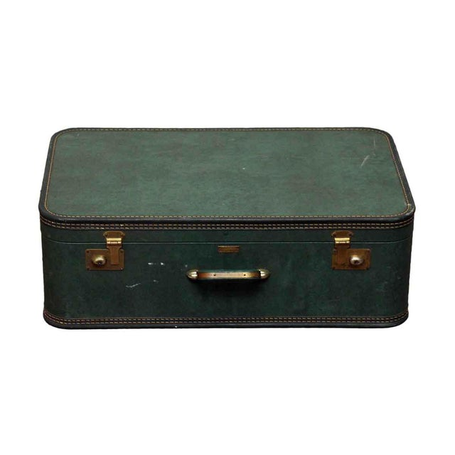 JC Higgins Green Suitcase - Image 3 of 10