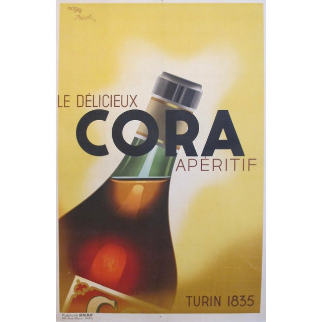 Cora was an alcoholic beverage produced in Torino, Italy from the mid-1800s and that was consumed as an aperitif in...