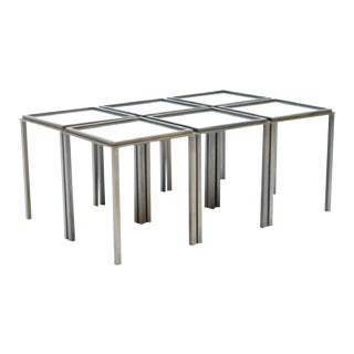 Ziggy Branching Tables - 6 Pieces For Sale