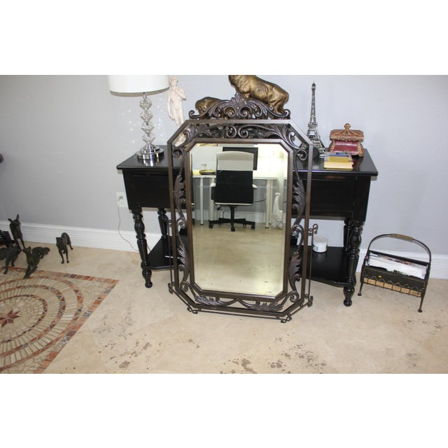 French Art Deco Mirror - Image 10 of 11
