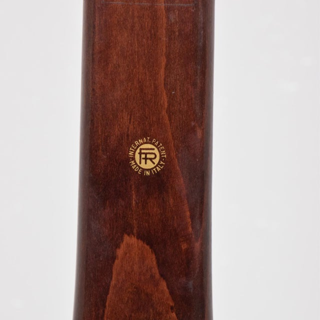 Mid Century Modern Italian Gentleman's Valet by Ico Parisi for Fratelli Reguitti - Image 7 of 11