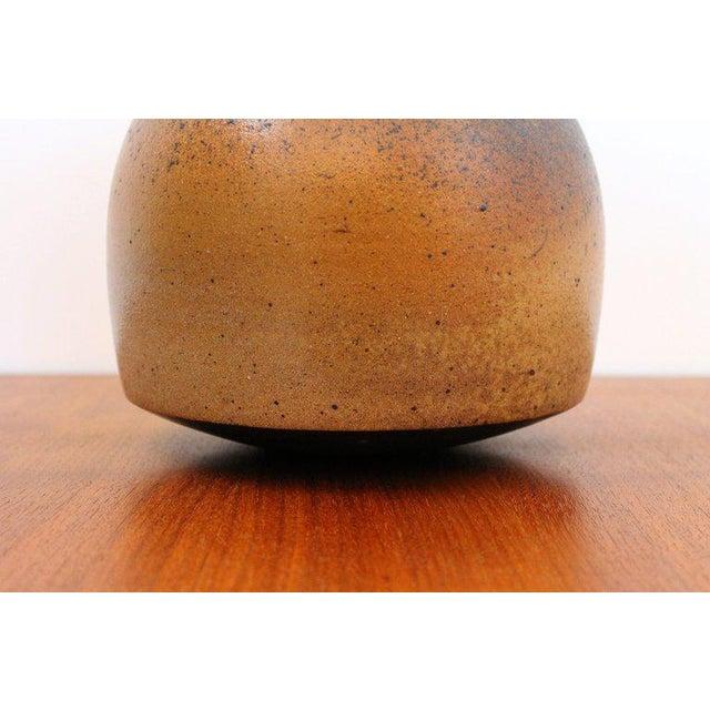 German Studio Pottery Vase For Sale In Boston - Image 6 of 11