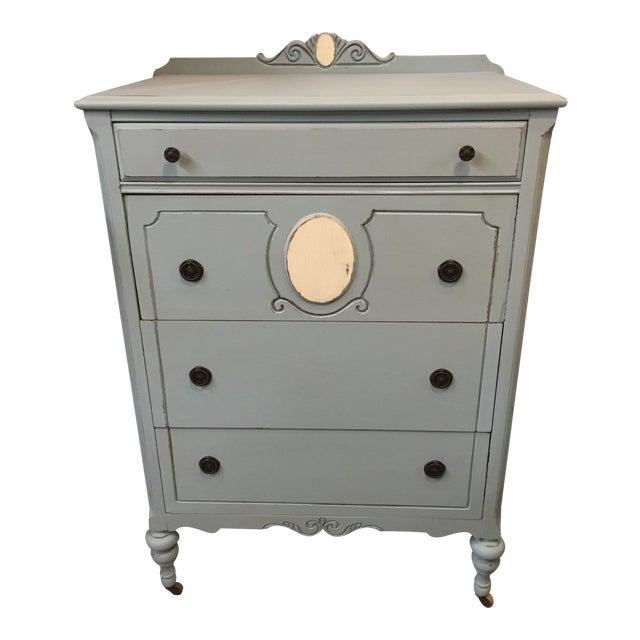 1930s Antique Distressed Dresser - Image 1 of 8