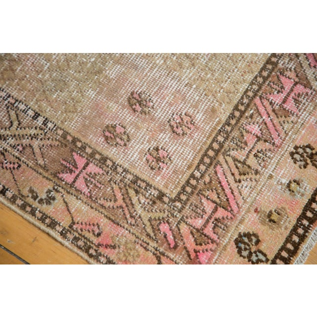 "Vintage Distressed Khotan Rug - 4'7"" x 8'9"" - Image 7 of 10"
