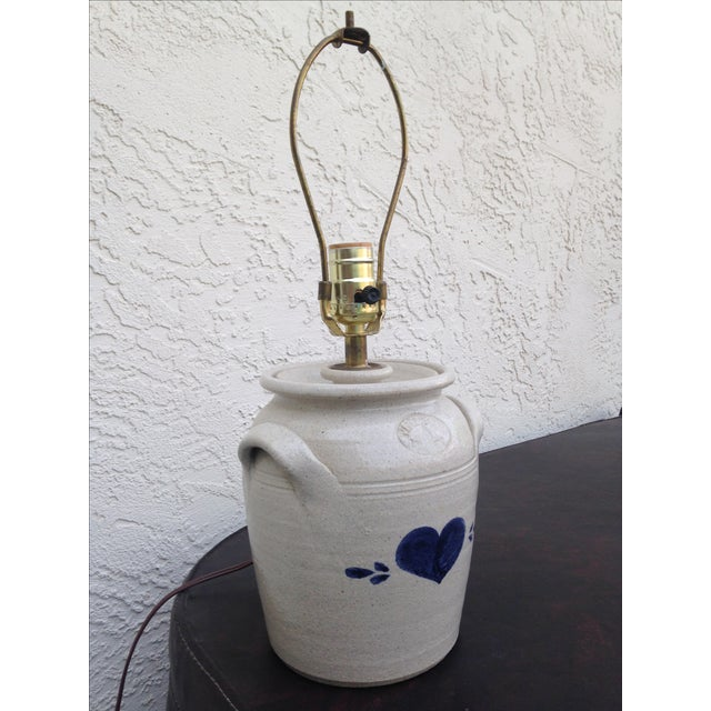 Vintage Jug Lamp - Image 4 of 8