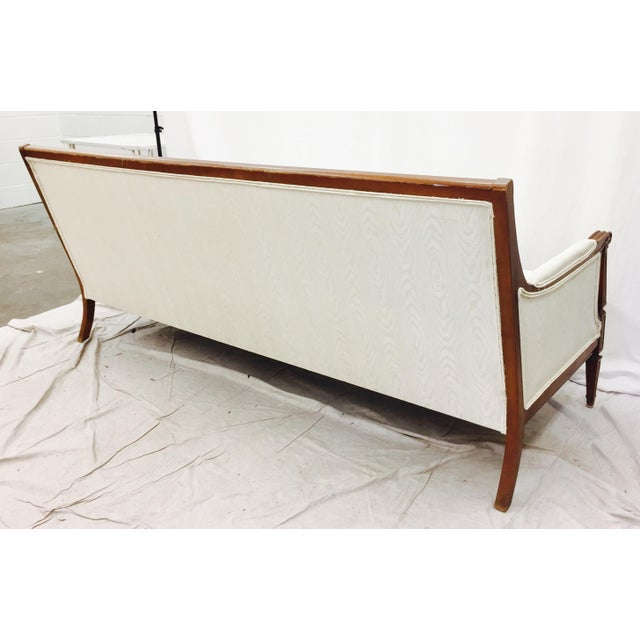 Vintage Mid-Century Tufted Button Back Sofa - Image 5 of 7