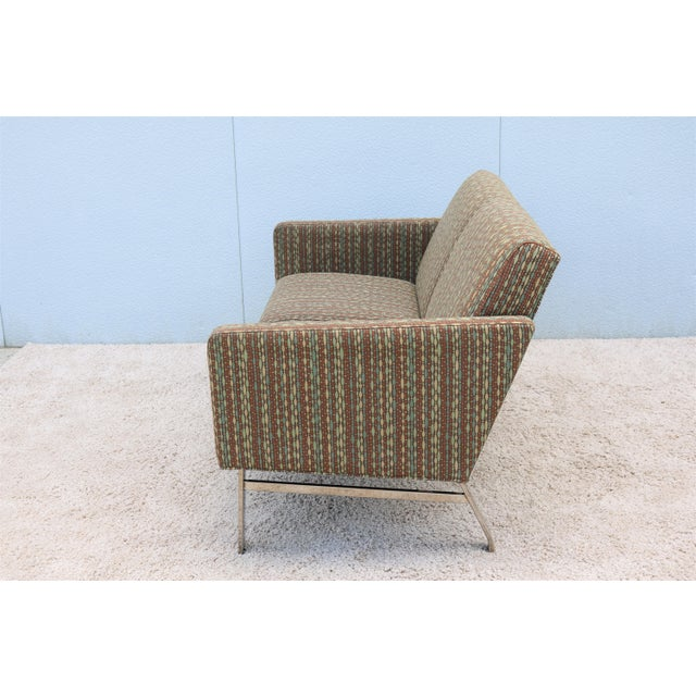 Mid-Century Modern Jack Cartwright Kelly Settee For Sale In New York - Image 6 of 13