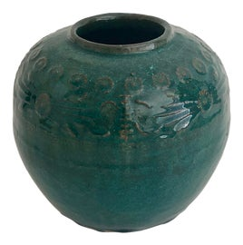 Image of Teal Urns