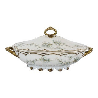 Haviland Limoges Covered Serving Dish For Sale