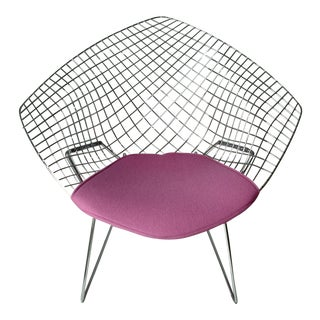 Bertoia Diamond Lounge Chair
