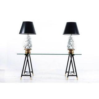 Pair of Arturo Pani Fruit Lamps Preview