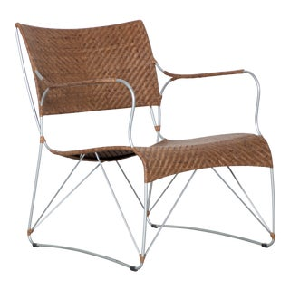 David Francis Indoor Seto Lounge Chair For Sale
