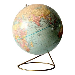 Cram's Imperial Globe Circa 1969 For Sale