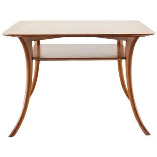 Robsjohn-Gibbings for Widdicomb Klismos Leg Cocktail Table For Sale