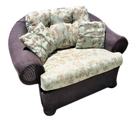 Image of English Outdoor Chairs