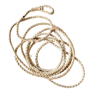 Vintage Rawhide Ranch Rope