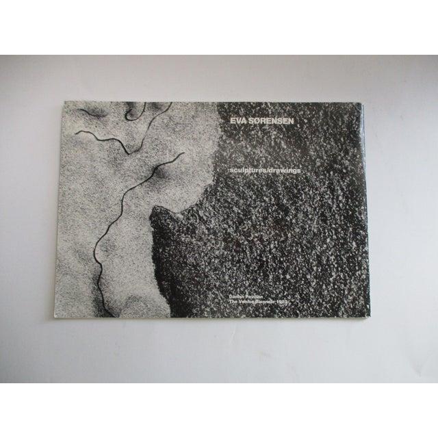 """Eva Sorensen: Sculture / Disegni"" Paperback Book - Image 5 of 9"