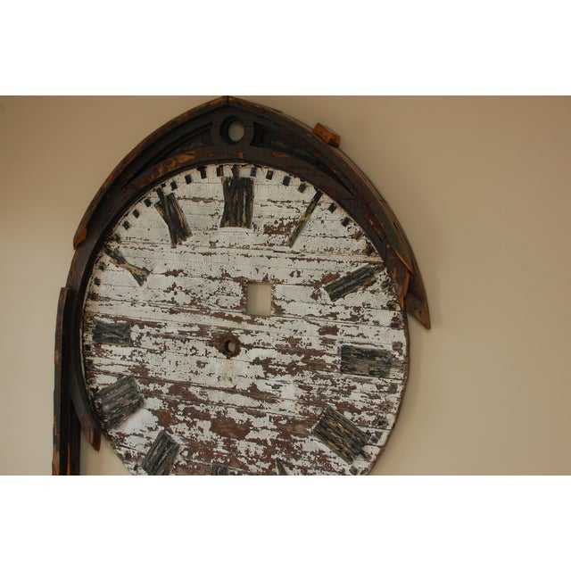 Historic Clock Face From New York City - Image 4 of 11