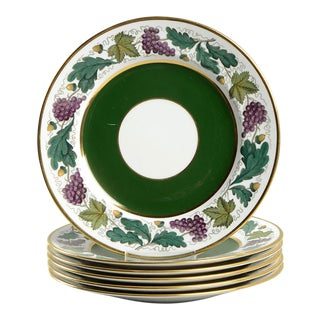 Spode Salad Plate Made in EnglandSet of 6 For Sale