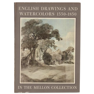 """English Drawings and Watercolors 1550-1850"" For Sale"