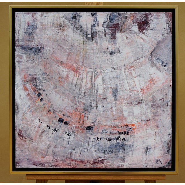"AbstractLaurie MacMillan ""New Direction"" Painting For Sale In Los Angeles - Image 6 of 6"