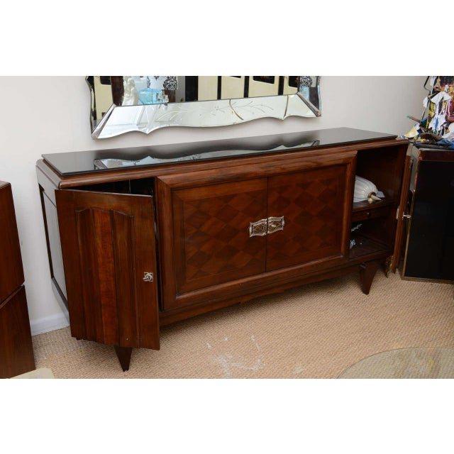 French Art Deco Credenza Sideboard - Image 3 of 10