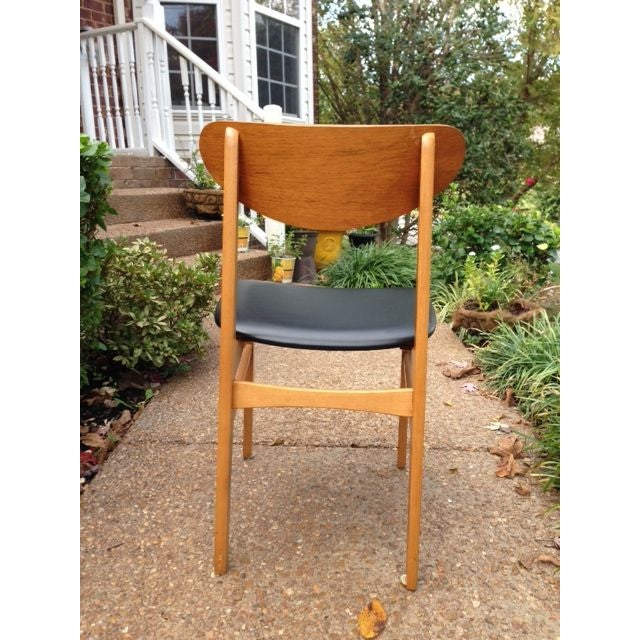 Yugoslavian Mid-Century Side Chair - Image 5 of 6