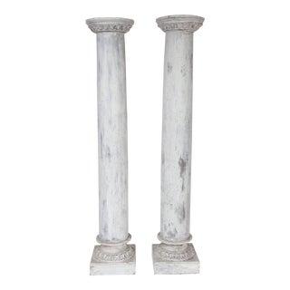 Architectural Columns - A Pair For Sale