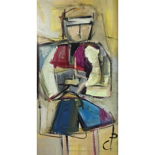 C P Figurative Abstract 1970-80 #5 For Sale