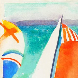 Lucille Marie Johnston Spinnakers at Sunset 1981 Preview