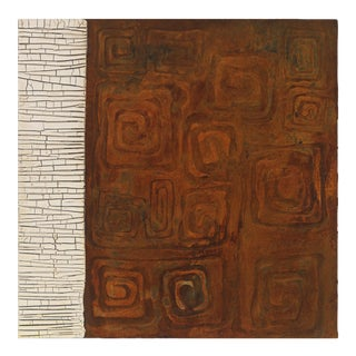 """Lynn Basa, """"Loosely Patterned After: Square Spirals"""" For Sale"""