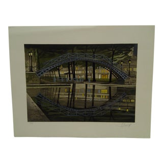 """""""Ponte"""" Limited Edition French Print"""