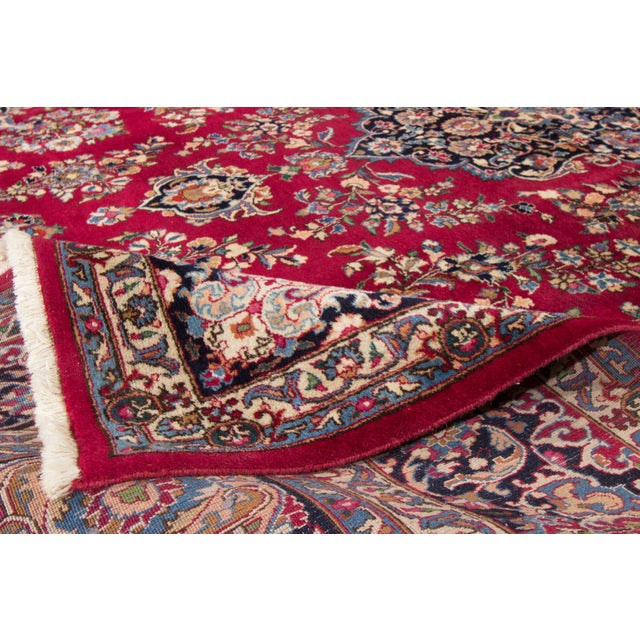 "Apadana Persian Rug - 9'7"" X 12'3"" - Image 3 of 6"