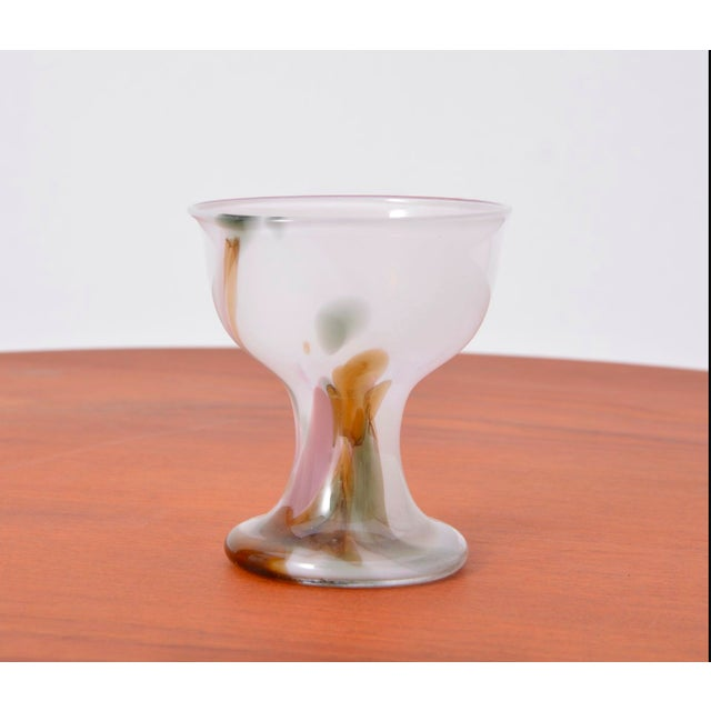 Najade Glass Bowl by Per Lütken for Holmegaard, 1976 For Sale - Image 6 of 6