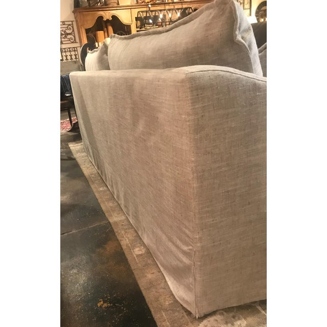 Moss Studios Darcy Standard Sofas For Sale - Image 9 of 10