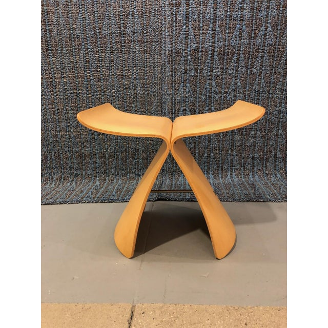 Asian Sori Yanagi Butterfly Stool For Sale - Image 3 of 6