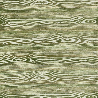 Scalamandre Muir Woods Fabric in Moss Sample For Sale