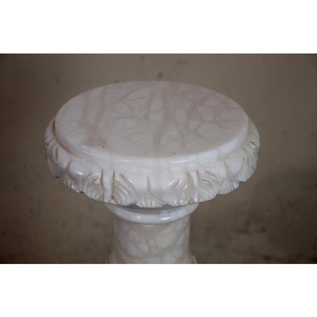 French French Marble Pedestal For Sale - Image 3 of 7