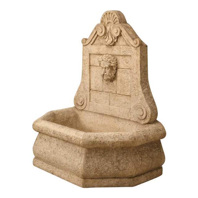 Reproduction French Style Fountain For Sale