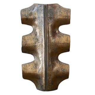 Contemporary Spine Sculpture Vase by Titia Estes For Sale