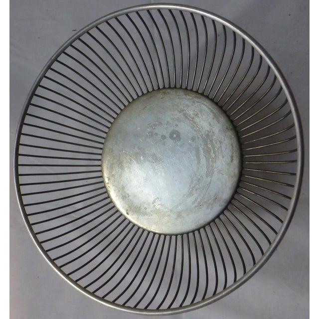 Warren Platner Style Mid Century Fruit Basket - Image 3 of 11
